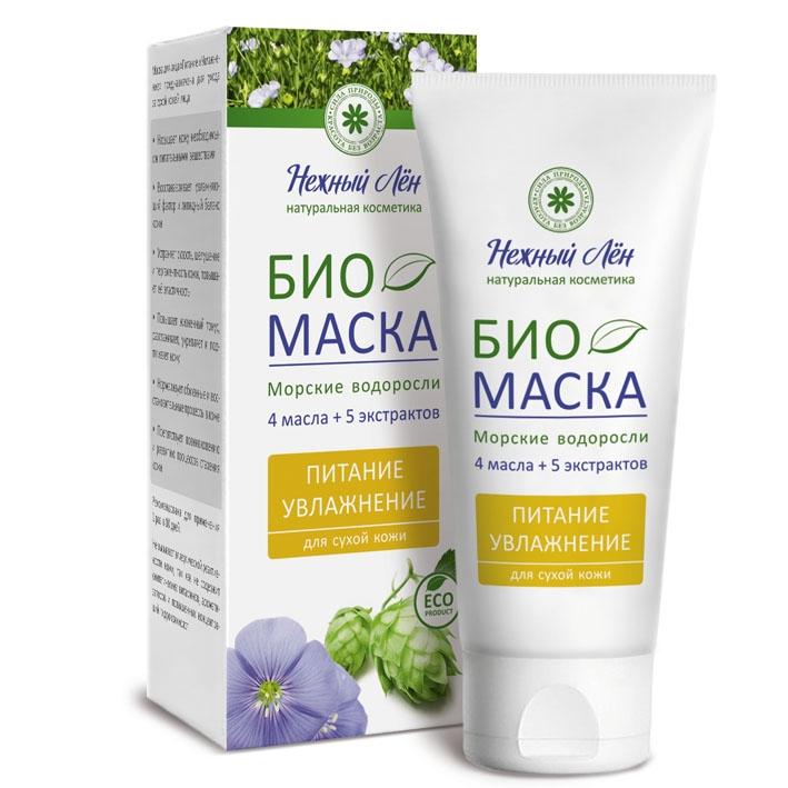 Маска для питания кожи лица в домашних условиях